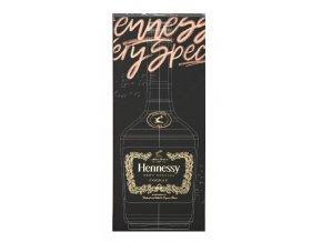 Hennessy V.S. v dárkové krabičce 2019, 40%, 0,7l