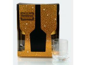 Hennessy dárkové balení 4 skleniček
