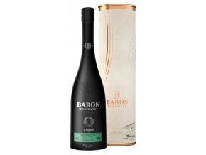 Baron Hildprandt ze zralých hrušek v dárkové tubě, 40%, 0,7l