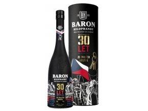 Baron Hildprandt ze zralých hrušek, Limitovaná edice 30 let, 40%, 0,7l