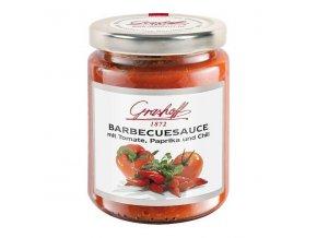 Grashoff Omáčka Barbecue, sklo, 200ml