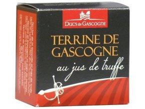 Ducs de Gascogne Gaskoňská terina s lanýžovou šťávou, 65g