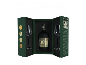 Diplomático Reserva Exclusiva Perfect Ritual Pack, 40%, 0,7l