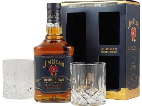 Jim Beam Double Qak