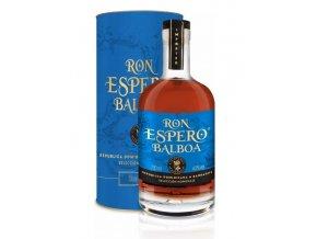 Ron Espero Reserva Balboa, Gift box, 40%, 0,7l