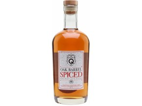 Don Q Oak Barrel spiced, 45%, 0,7l