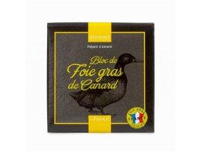 Gourmet Partners Kachní Foie Gras z Gascogne v bloku (plech), 65g