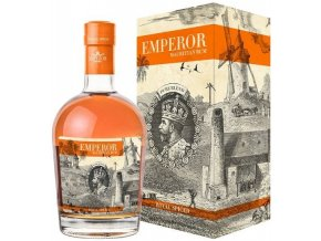 Emperor Royal Spiced, Gift Box, 40%, 0,7l
