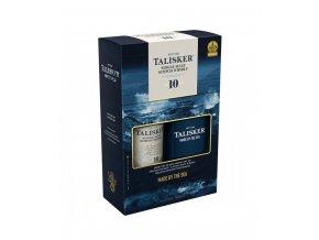 Talisker 10 YO Hipflash, Gift Box, 45,8%, 0,7l