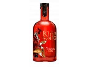 The King Of Soho Variorum Gin, 37,5%, 0,7l