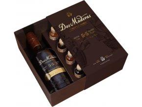 Dos Maderas P.X. 5+5 10 YO + degustační sada, 40%, 0,7l
