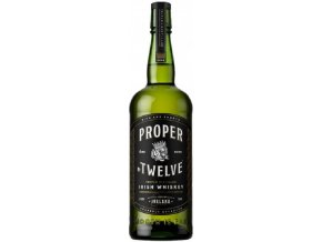 Proper No. Twelve Irish Whiskey, 40%, 0,7l
