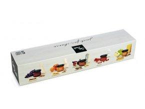 Can Bech Premium sada ovočných mini omáček, 5x70g