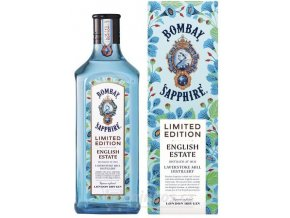 Bombay English Estate, Limited edition, 41%, 1l