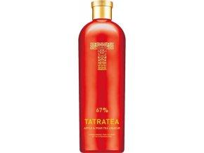 Tatratea 67% Apple & Pear Tea liqueur, 0,7l