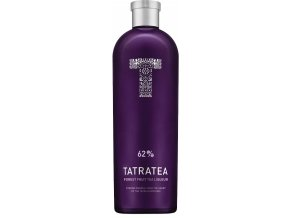 Tatratea 62% Forest Fruit Tea liqueur, 0,7l