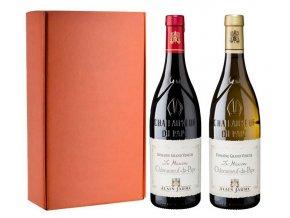 Sada 2 vín - Domaine Grand Veneur Le Miocene, Alain Jaume, 2x0,75l