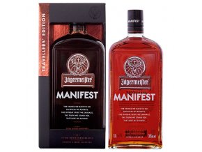 Jägermeister Manifest, 38%, 0,7l