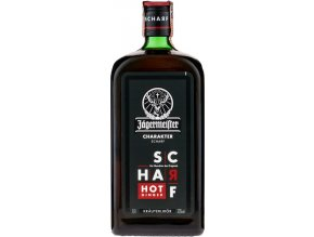 Jägermeister Hot Ginger,