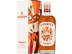Cihuatán Cinabrio 12 YO