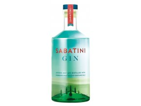 Sabatini London Dry Gin, 41,3%, 0,7l