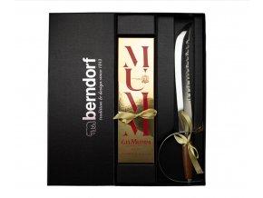 MUMM Cordon Rouge Sabrage v dárkové krabičce s šavlí, 0,75l