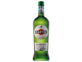 Martini Extra Dry Vermouth, 18%, 0,75l