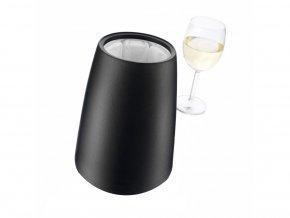 chladic na vino elegant cerny
