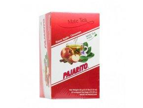 Yerba Maté Pajarito čajové sáčky 20x3g - Jablko se skořicí