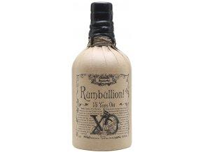 Rumbullion XO 15 YO, 46,2%, 0,5l