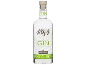 Pircher Botanical Gin, 42%, 0,7l