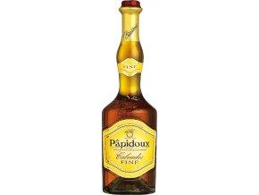 Calvados Pâpidoux Fine, 40%, 0,7l