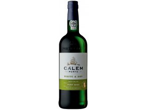 calem white and dry port wine