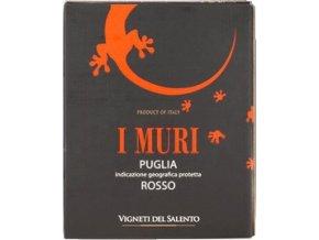 ROSSO I Muri, Bag in box - Vigneti del Salento, 3l