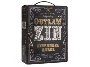 Zinfandel Outlaw, Bag in bag, 3l