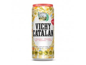 Vichy Catalan, plech, 250ml