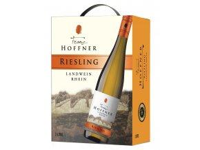 Franz Hoffner Riesling Landwein, Bag in box, 3l