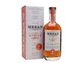 Mezan Belize 2008, Gift box, 46%, 0,7l