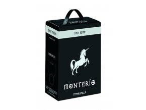 Monterio Tinto Tempranillo, bag in box, 3l