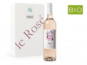 VINA´0 Le Rosé, nealko, 0,75l
