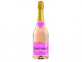Night Orient Rosé Sparkling, nealko, 0,75l