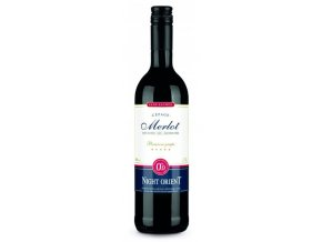 Night Orient Merlot, nealko, 0,75l