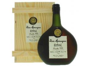Armagnac Delord Millésimés - 1999, 40%, 0,7l
