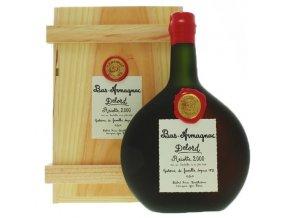 Armagnac Delord Millésimés - 2000, 40%, 0,7l