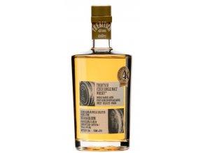 TREBITSCH Double barrel aging Nicaragua Rum, 40%, 0,5l1