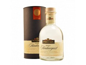Pircher Waldhimbbeergeist lékárnická lahev, 40%, 0,7l
