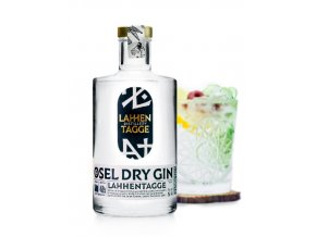Lahhentagge Ösel Dry Gin, 45%, 0,5l