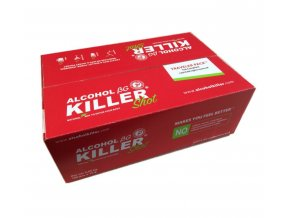 Alkohol Killer Shot Pack, 150 ks