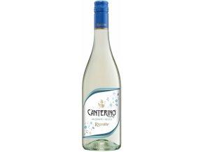 Riunite Canterino Frizzante Secco, 0,75l
