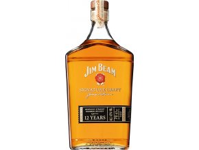 Jim Beam Signature Craft 12 YO, 43%, 0,7l